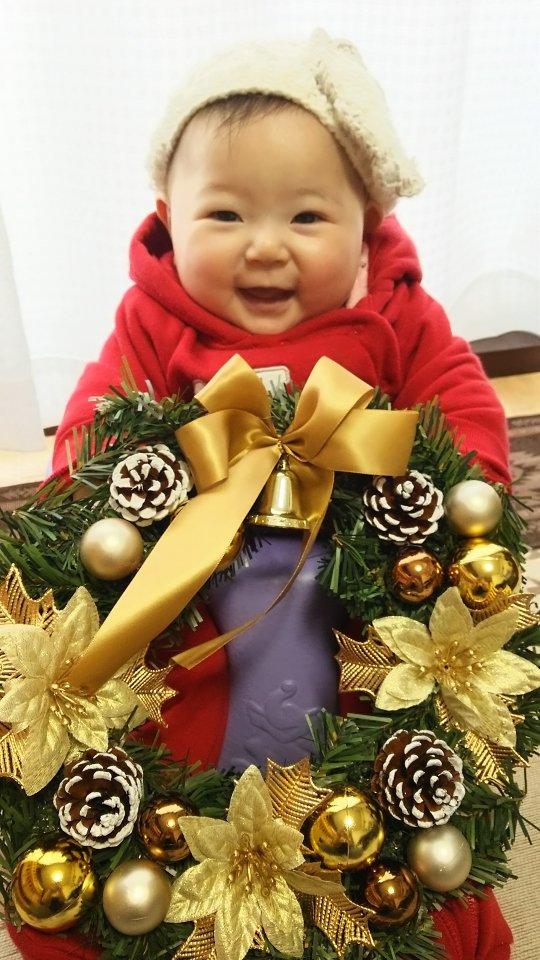 はじめてのクリスマス